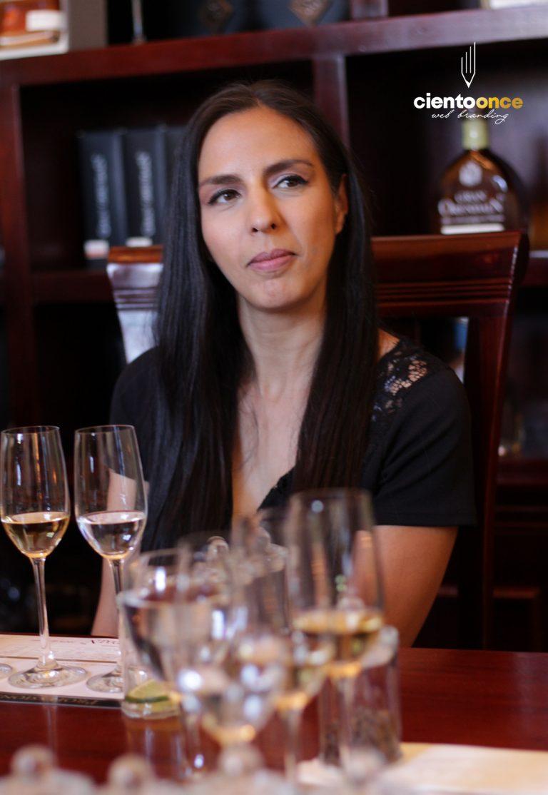 Diana Martin del Campo /Cata Casa Orendain