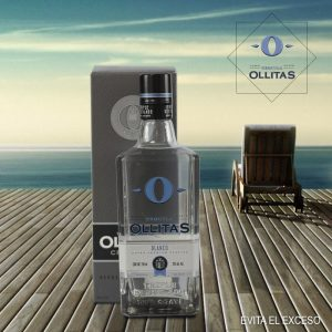 Tequila Ollitas Blanco
